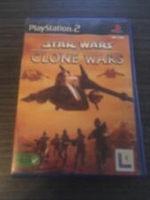 Star Wars : The Clone Wars Jeu Ps2