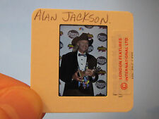 Original Press Promo Slide Negative - Alan Jackson - 1990's