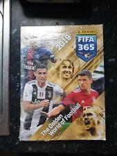 Panini Fifa 365 The Golden World Of Football Complete Album 2019 uk version
