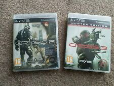 Crysis 2 & 3 on PS3