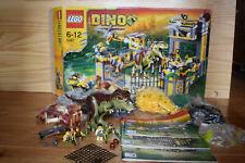 LEGO Dino Dinosaurier Forschungsstation (5887)  vollständig inkl. BA und ovp
