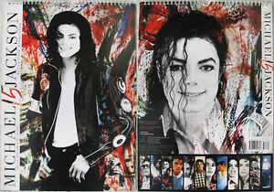 Michael Jackson Calendrier 2015 Calendar Kalender Poster Posters OFFICIAL