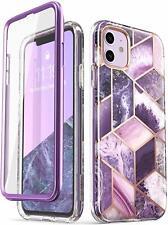 iPhone 11 i-Blason Cosmo Case Full-Body Stylish Flexible Cover Screen Protector