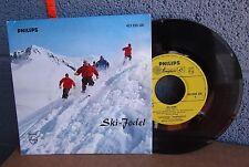 SKI-JODEL Bertely Studer & Ernst Berchtold vinyl 45 record Philips 1960s
