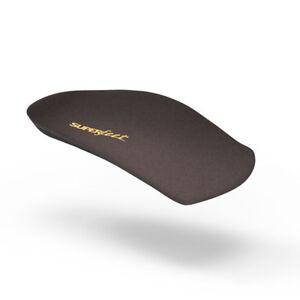 Superfeet Men's EASYFIT 3/4 Insoles Arch Support Shoe Inserts Size C D E F G