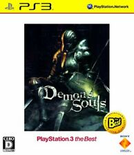 Game PS3 Demon's Souls PlayStation3 the Best [Japan Import] FreeShipping