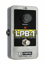 Electro-Harmonix Nano LPB-1 Gain/Overdrive Pedal   FREE Shipping
