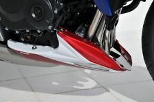 HONDA CB1000R 08-17 ERMAX WHITE RED STRIPE HRC BELLY PAN LOWER FAIRING 890128103