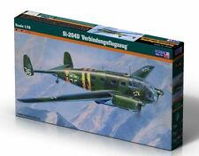 SIEBEL Si-204 D TRANSPORT AIRCRAFT (LUFTWAFFE MARKINGS) #F14 1/72 MISTERCRAFT