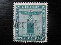 THIRD REICH Mi. #162 scarce used stamp! CV $120.00