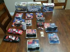 Dale Earnhardt Lot Revell, winners circle, diecast, coin, cars. See description
