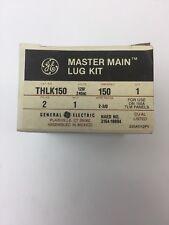 GE Distribution THLK150 LDCNTR ENCL Main Lug Kit 150amp