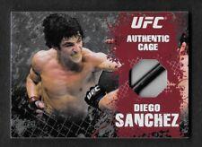 2010 TOPPS UFC DIEGO SANCHEZ AUTHENTIC CAGE CR-DS