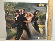 Disney Oz the Great & Powerful Movie 19 Month 2014 Wall Calendar