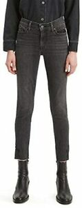 Levi's 711 Skinny Women's Jeans - Blacked Out