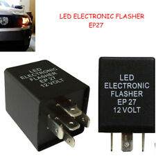 EP27 Electronic LED Flasher Relay Fix For LED Turn Signal Bulbs Hyper Flash Fix