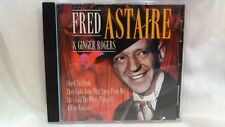 Rare Fred Astaire & Ginger Rogers Forever Gold UK Import 2001             cd4373