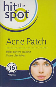 Hit The Spot Acne Patch Cover Pack Of 36