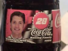 NASCAR 1999 Kenny Irwin #28 coke bottle
