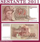 YUGOSLAVIA / JUGOSLAVIA - 20.000 20000 DINARA 1.5. 1987 - P 95 - FDS / UNC