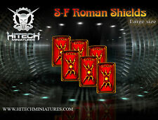 HITECH MINIATURES - ASHI002 S-F Roman Shields *Warhammer Bitz 40k 40000*