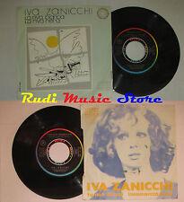 LP 45'' IVA ZANICCHI La riva bianca nera Tu non sei 1971 italy RIFI cd mc dvd*