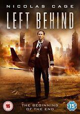 Left Behind  DVD   (Brand New)  Nicholas Cage