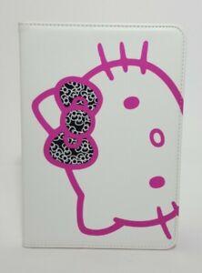 Hello Kitty iPad Mini Portfolio Case. Super Cute! Multiple viewing angles, New!