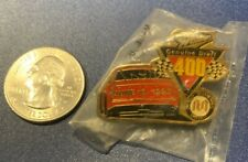 Miller Genuine Draft 400 Michigan Int Speedwat Won By Bobby Labonte NASCAR Pin