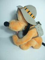 """Disney world Pluto Safari dog large huge 22"""" soft toy plush"""