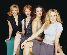 SEX AND THE CITY - TV SHOW CAST PHOTO #580