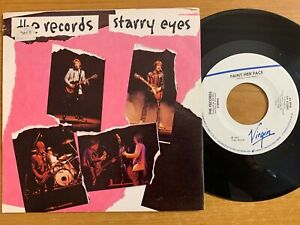 "Records - Starry Eyes // 7"" - 1. US-Pressing 1978 - TOP condition"