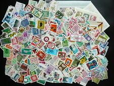 Lot - 600 unterschiedliche Briefmarken Deutschland ab 1946 - gestempelt