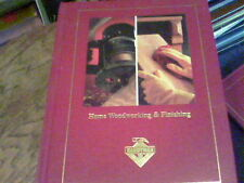 Home Woodworking & Finishing by the Handyman Club of America 1995 s39b