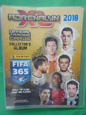 Panini 2018 Fifa 365 Collectors Binder Limited Edition Sammelmappe Adrenalyn