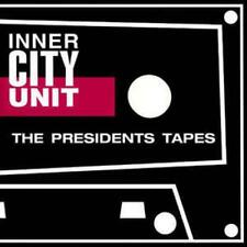 Inner City Unit - The President's Tapes HAWKWIND NIK TURNER CD NEU OVP