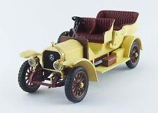 Mercedes Tourisme 1909 Giallo/Yellow Rio 1:43 Rio4392 Modellino Diecast