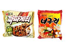 Korean Popular Instant Noodle NONGSHIM CHAPAGURI(CHAPAGETTI+NEOGURI) PARASITE
