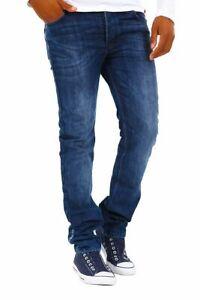 Lotto-7 Stock 10 Jeans Pantaloni Uomo Tg 29-38 Absolut Joy Bray Steve Alan....
