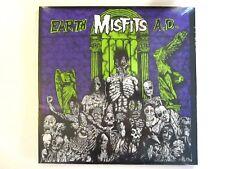 MISFITS EARTH A.D. LP NEW SEALED REPRESS PLAN 9 - 02 DANZIG
