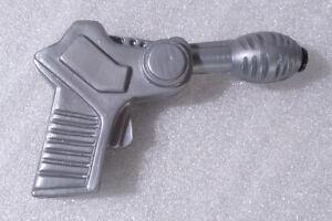 Rare Vintage Plastic Toy ✱ SPACE WATER GUN ✱ Compression Pistol Portugal 70´s