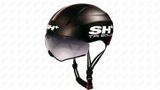 SH+ (ShPlus) Tri Eolus HF Triathlon Cycling Helmet (was $360) - Black.     giro