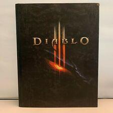 Diablo 3 Guía de Estrategia Tapa Dura Coleccionistas