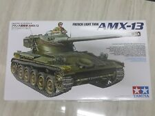 Tamiya 1/35 French Light Tank AMX-13 Model Tank Kit #35349