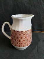 UdSSR Lettland Riga RPR Porzellan Milchkännchen creamer USSR porcelain