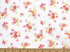 Lecien Antique Flower Little Flower Bouquets 31422 Fabric BHY
