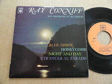 "DISQUE 45T DE RAY CONNIFF  "" BLUE MOON """
