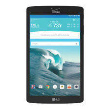 LG G Pad X8.3 VK815 16GB Wi-Fi 4G LTE Verizon Wireless Black Tablet