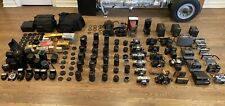 Large Vintage Camera Collection - Lenses, Cameras, & Accessories Lot