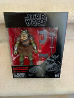 """STAR WARS THE BLACK SERIES GAMORREAN GUARD 6"""" TARGET EXCLUSIVE NON-MINT"""